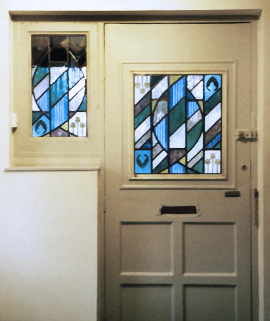 Arts & Crafts - door installation