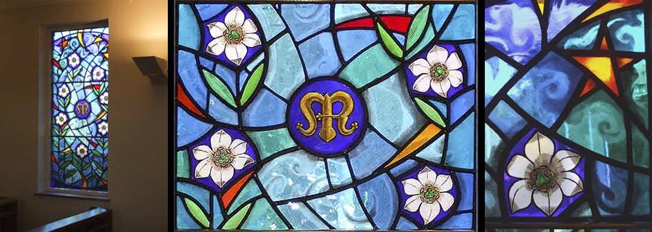 St Columba Church (2009) - details